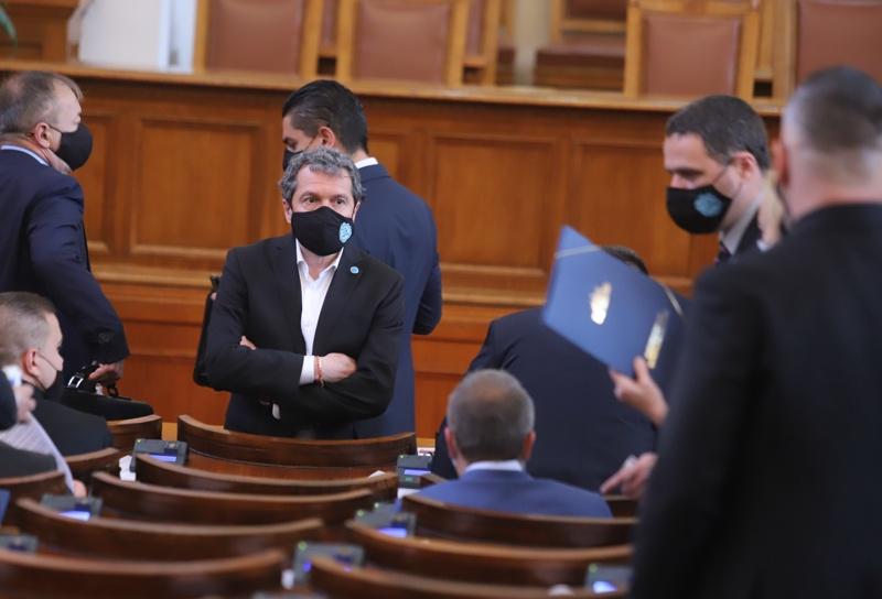 Депутати от Има такъв народ в Народното събрание