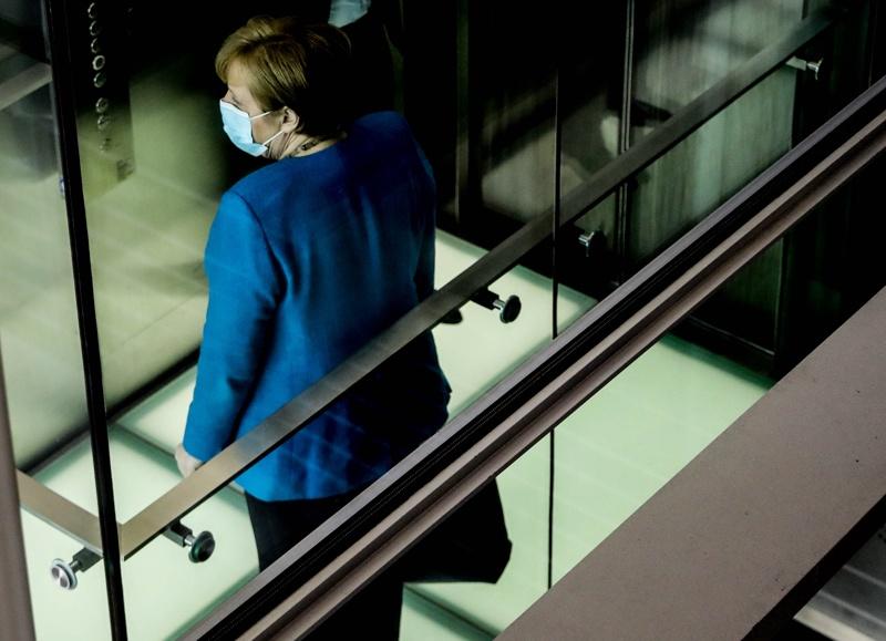 Ангела Меркел вече не е харесвана от германците