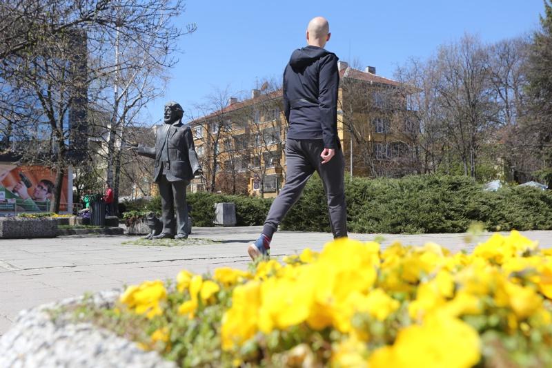 Площад Радой Рален
