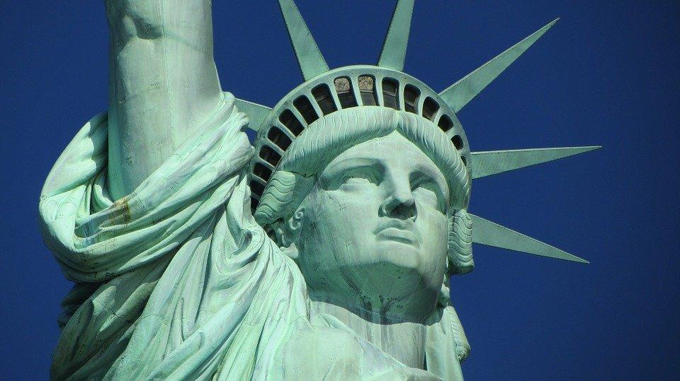 Статуя на свободата, САЩ