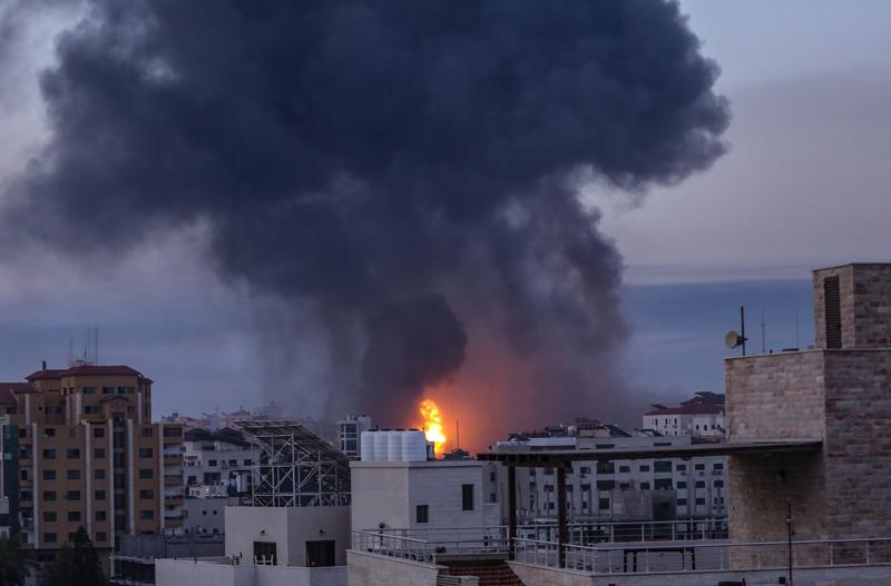 Хамас Израел ракети
