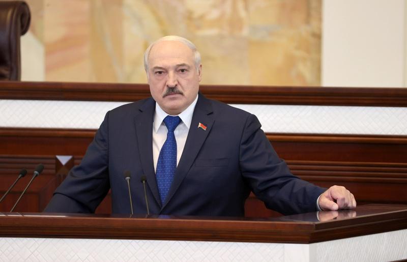 Александър Лукашенко парламент