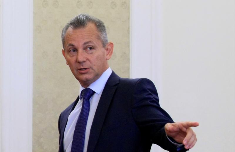 Димитър Георгиев ДАНС