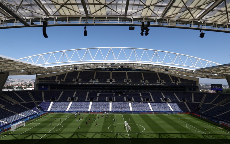 Порто стадион До Драгао