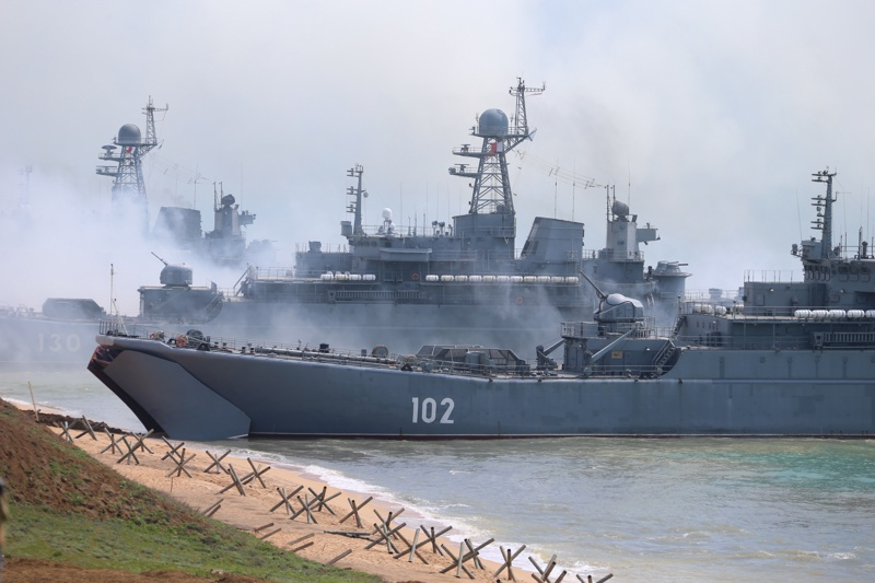 флот Русия