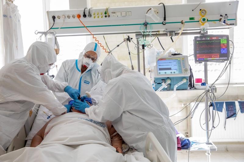 болница интензивно отделение