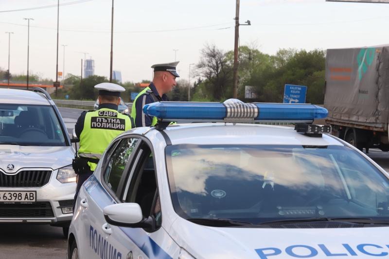 Пътна полиция патрулка