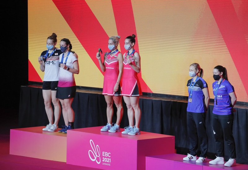 сестри Стоеви със златните медали