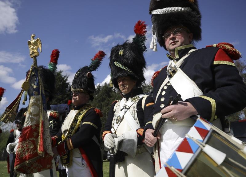 Честване на 200 г. от смъртта на Наполеон