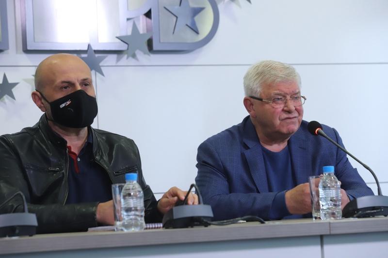 Кирил Ананиев и Томислав Дончев