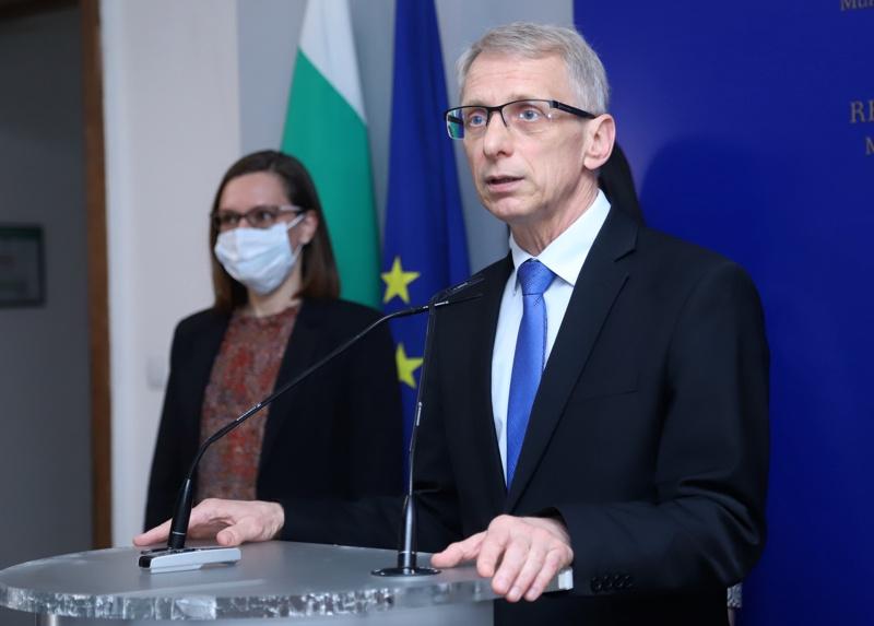 Николай Денков, министър на образованието