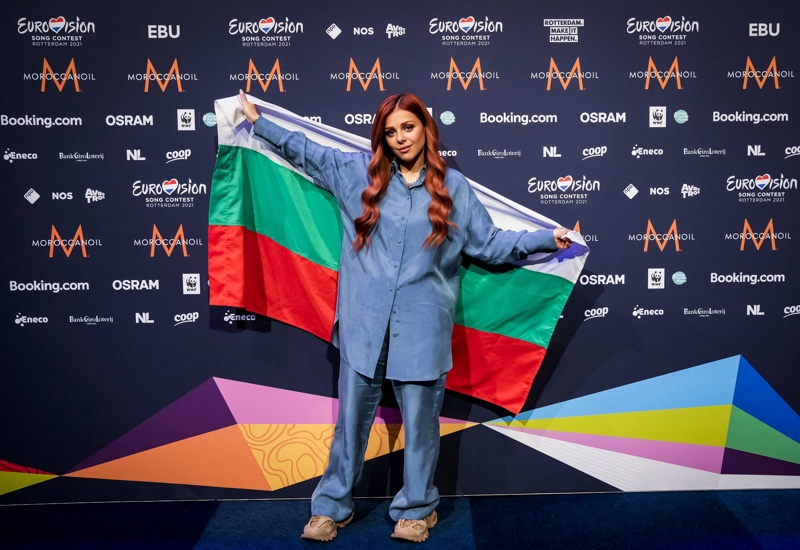 Виктория, Евровизия
