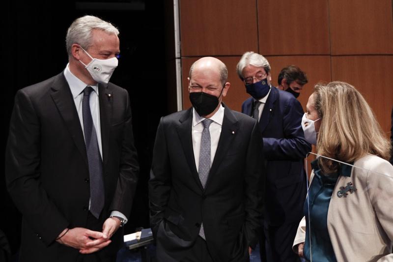 министрите на Франция и Германия