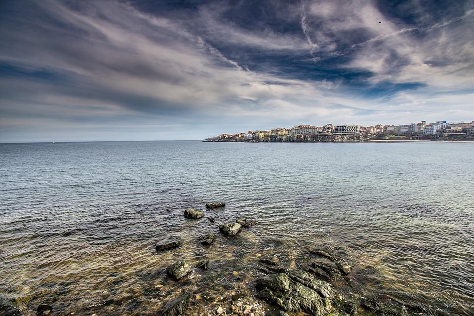 България, море