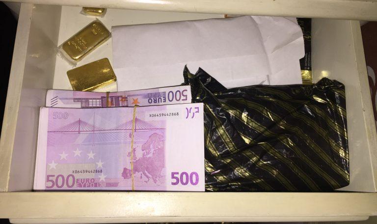 Кюлчета от чекмеджето на Борисов