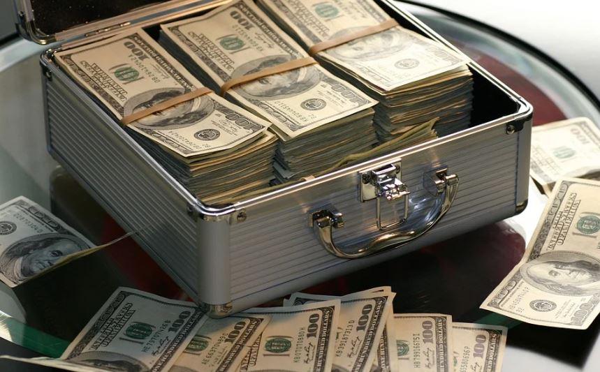 долари богатство
