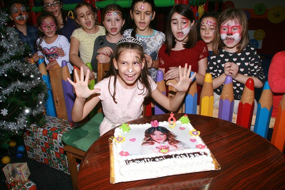 рожден ден деца торта