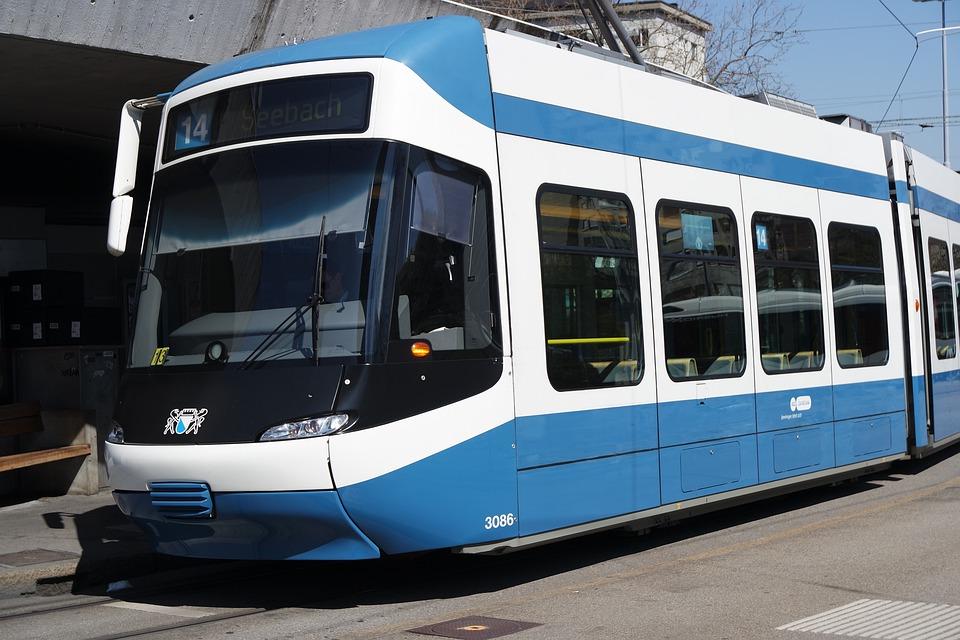 Цюрих трамвай