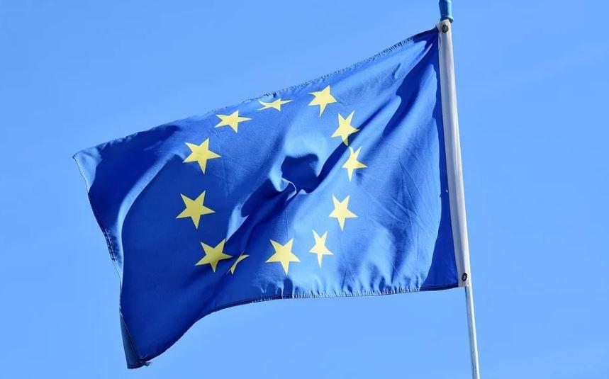Европейски съюз флаг
