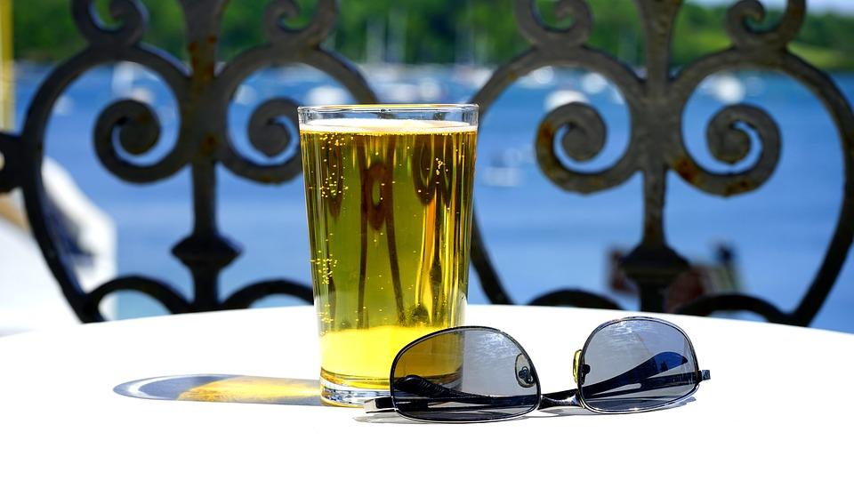 бира лято