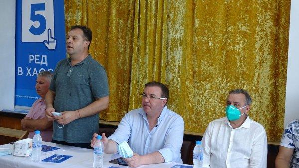 Костадин Ангелов и Тодор Кантарджиев