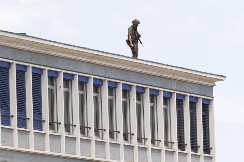 снайперист Женева