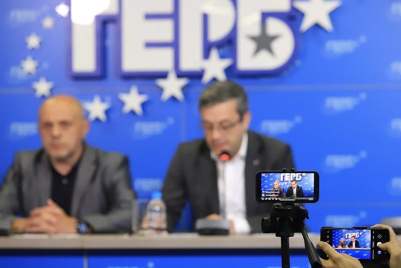 Томислав Дончев и Тома Диков