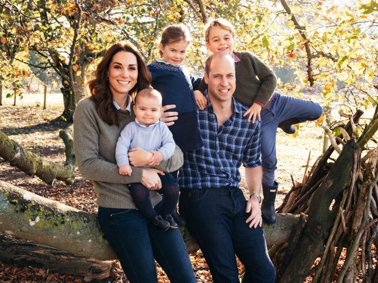 Кейт Мидълтън и принц Уилям