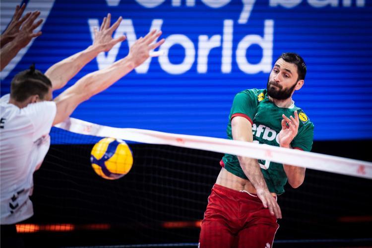 Цветан Соколов, волейбол