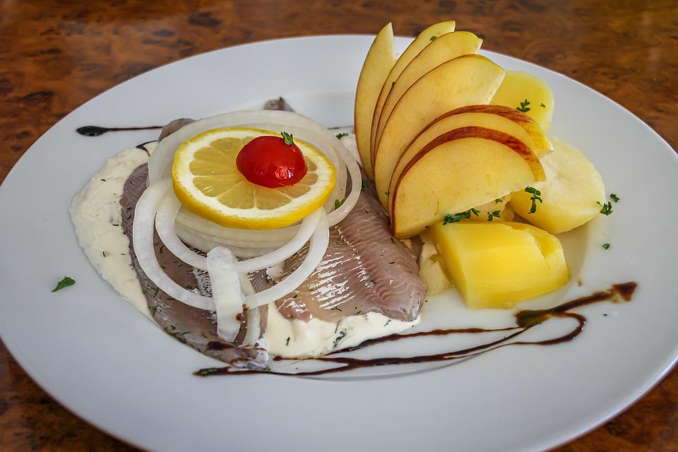 риба лимон диета