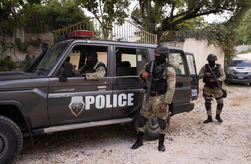 Хаити полиция убийство разследване