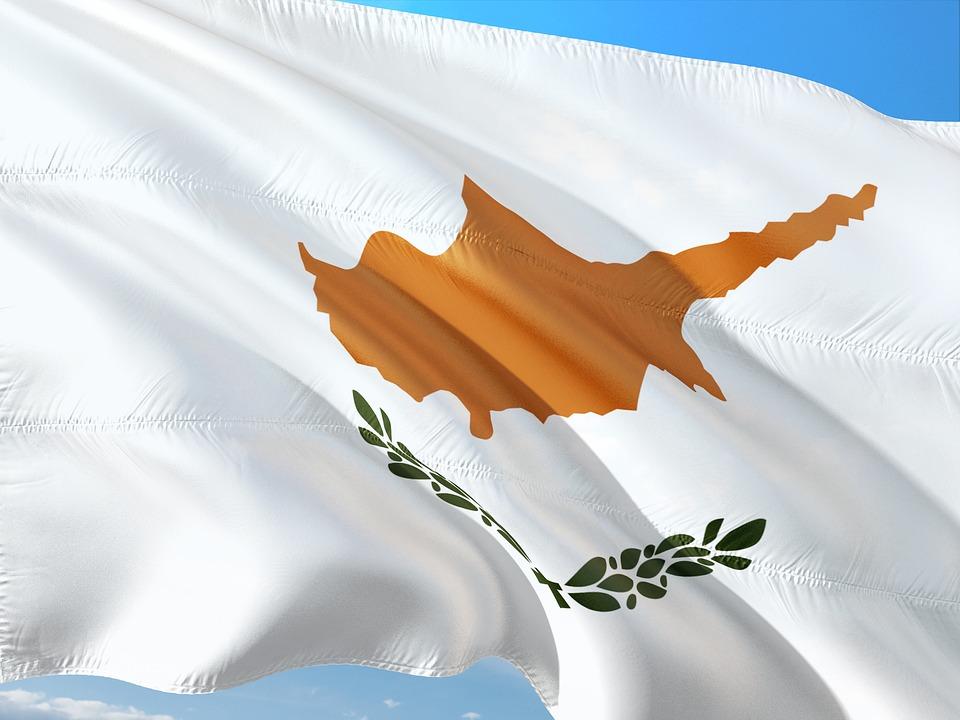 Кипър флаг