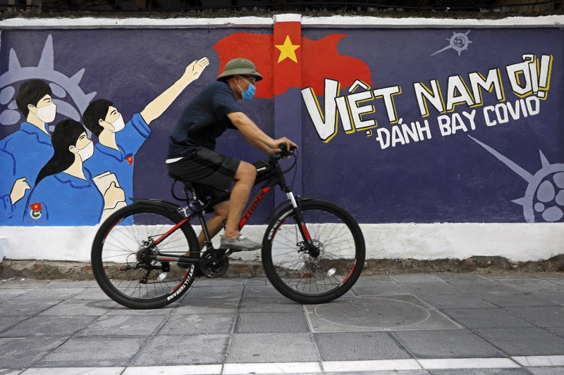 Виетнам Ханой коронавирус