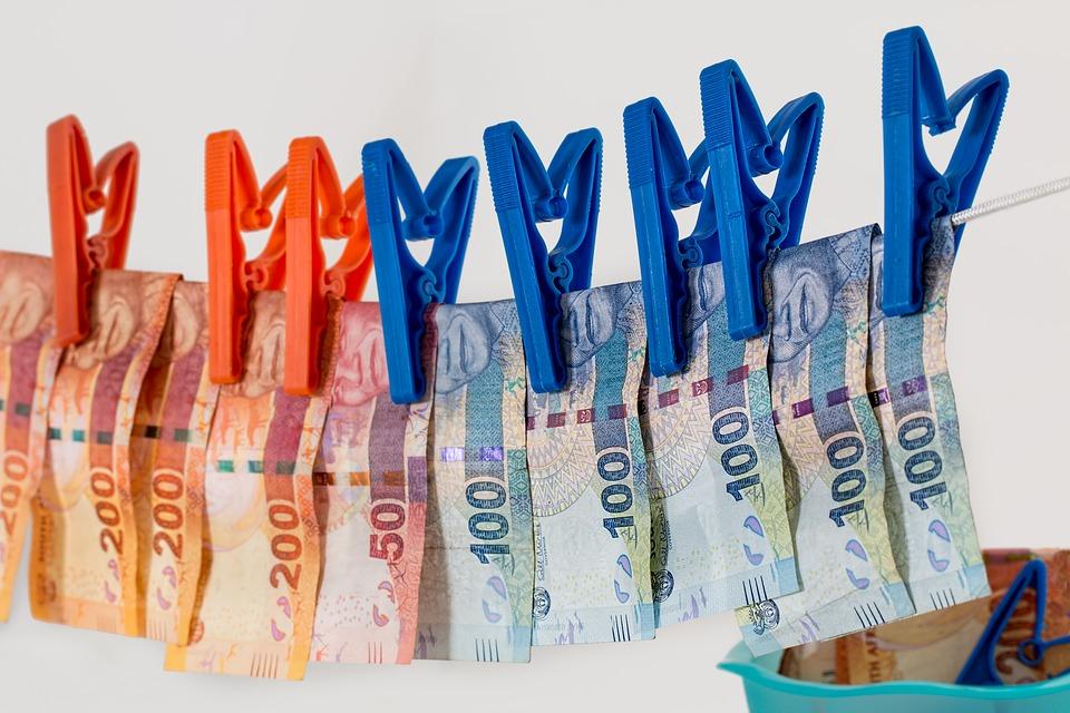 пари пране на пари