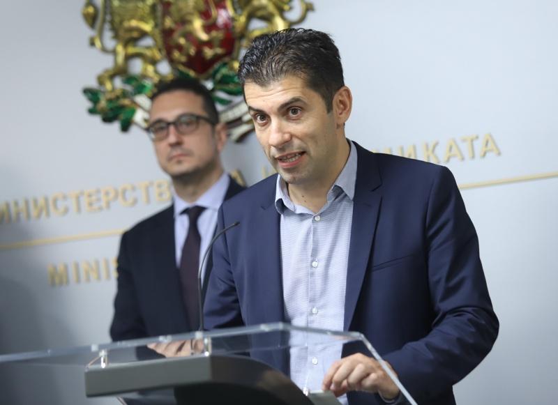 Кирил Петков икономика