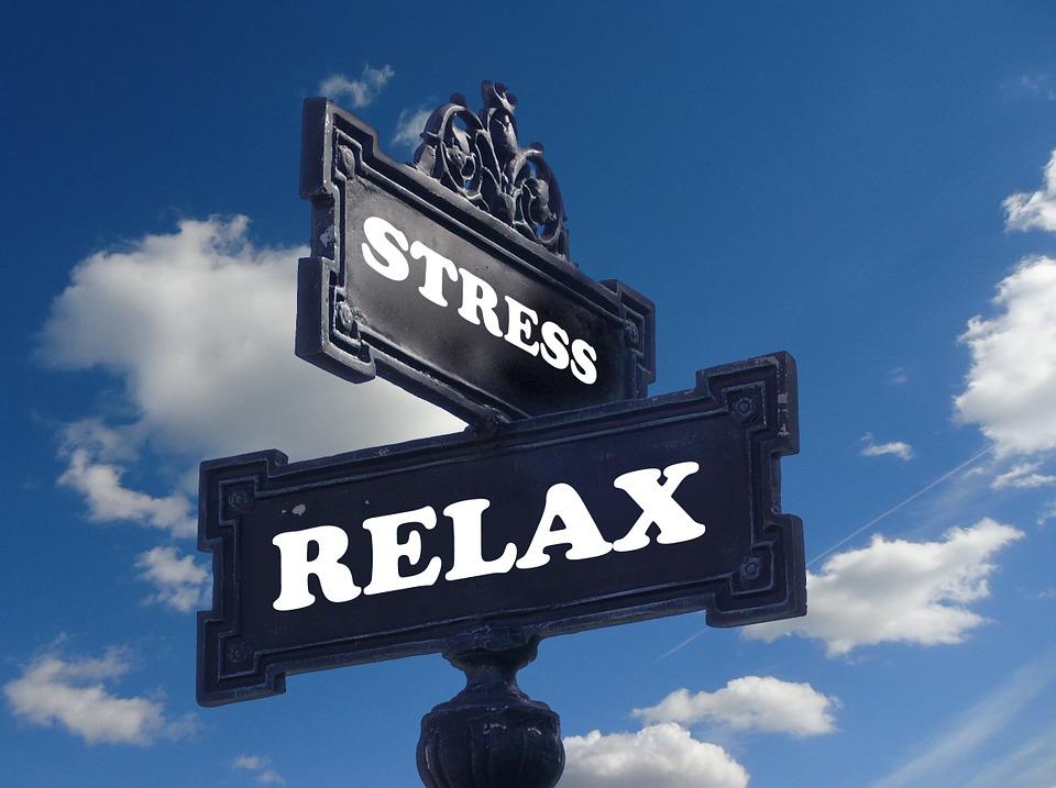 стрес почивка бърнаут