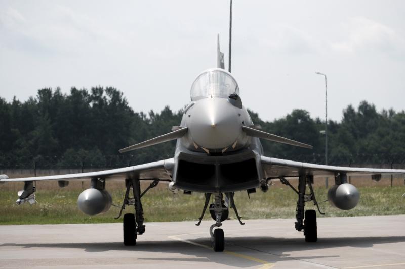 изтребител НАТО Литва