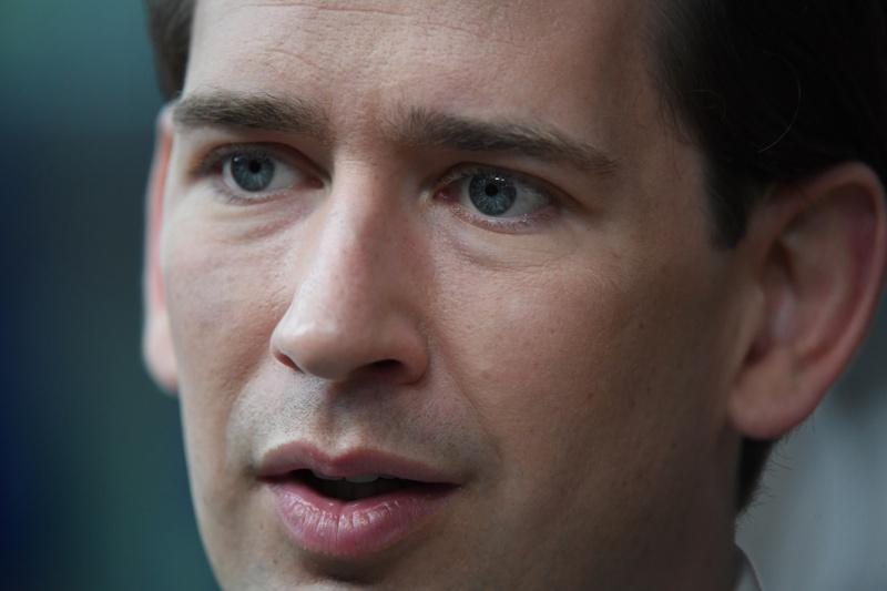Себастиан Курц Австрия канцлер