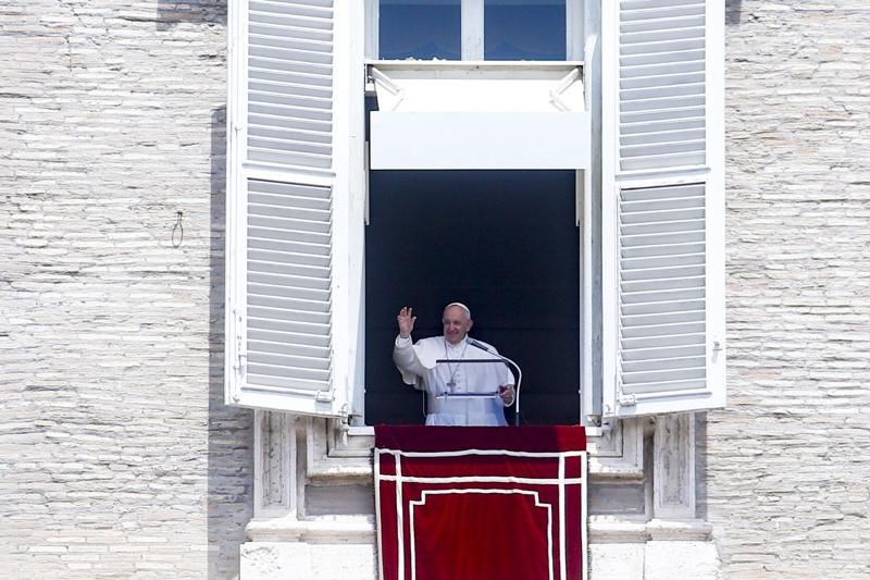 папа Франциск Ватикана