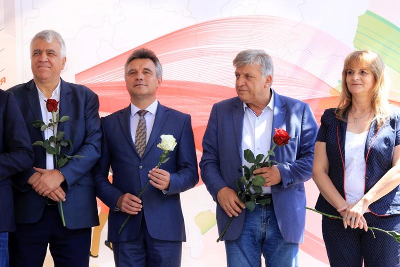 Манол Генов БСП