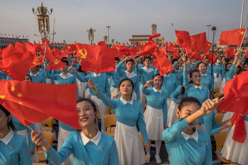 Китай, 100 години Комунистичедска партия