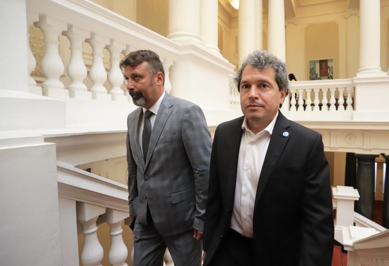 Филип Станев и Тошко Йорданов, ИТН