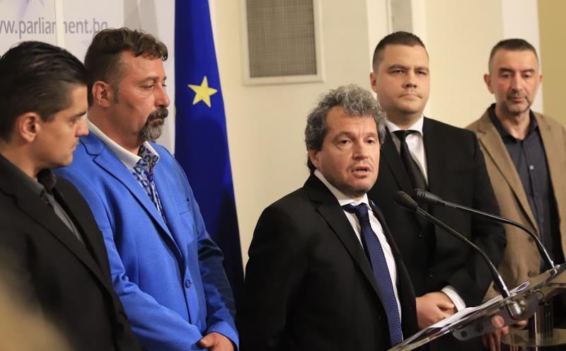 Тошко Йорданов, Балабанов, Вълчев, ИТН