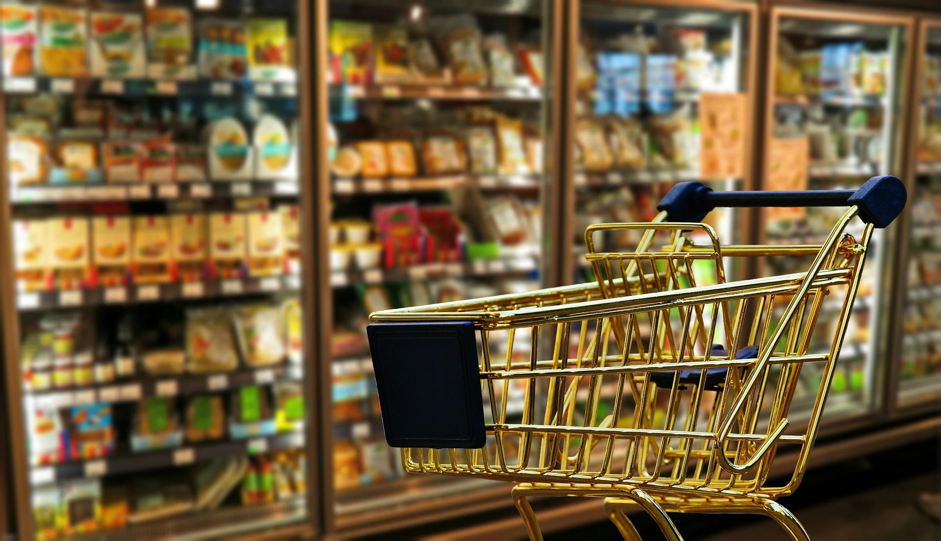 храни, супермаркет,