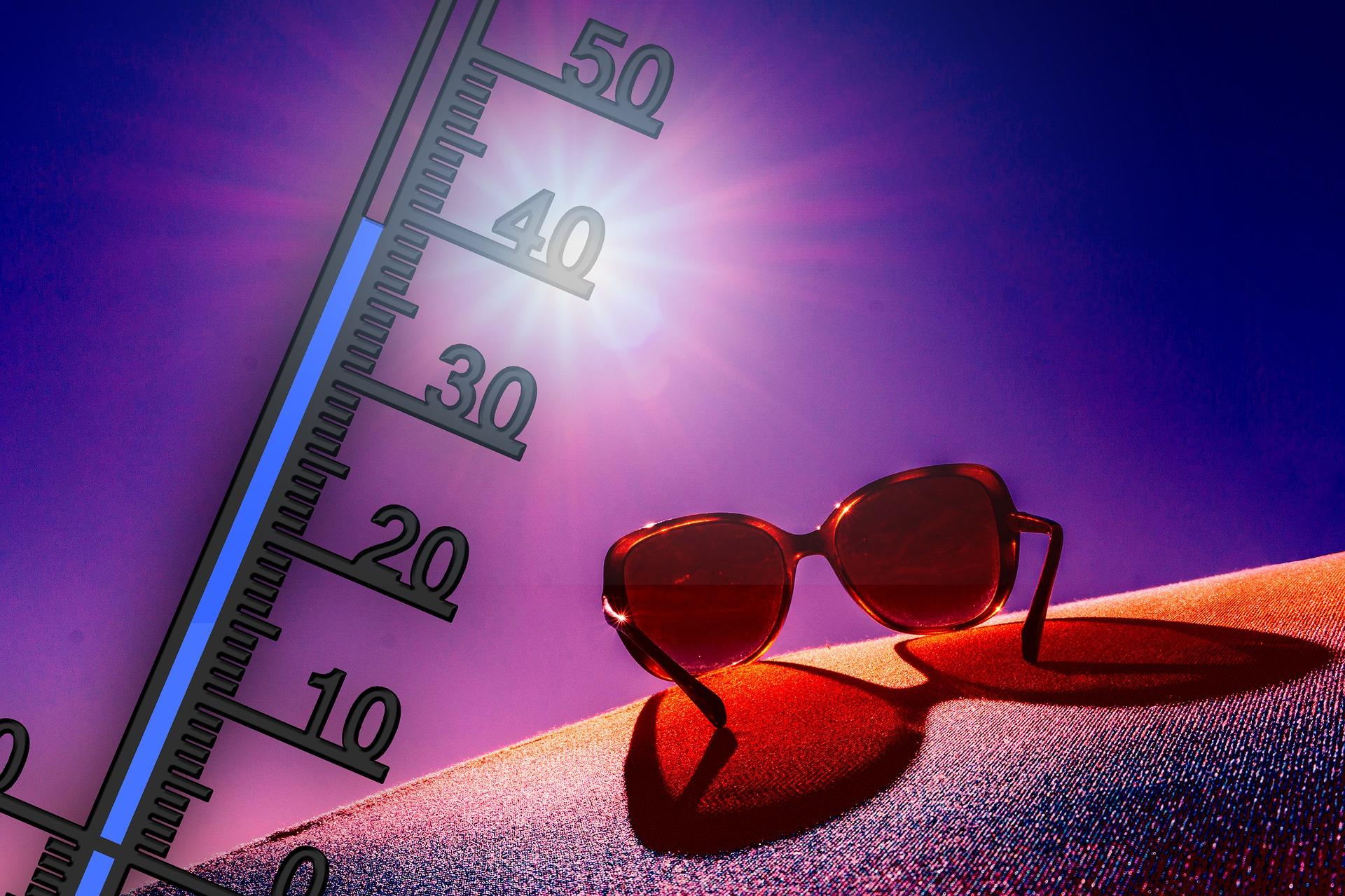 горещини, прогноза за времето, жега