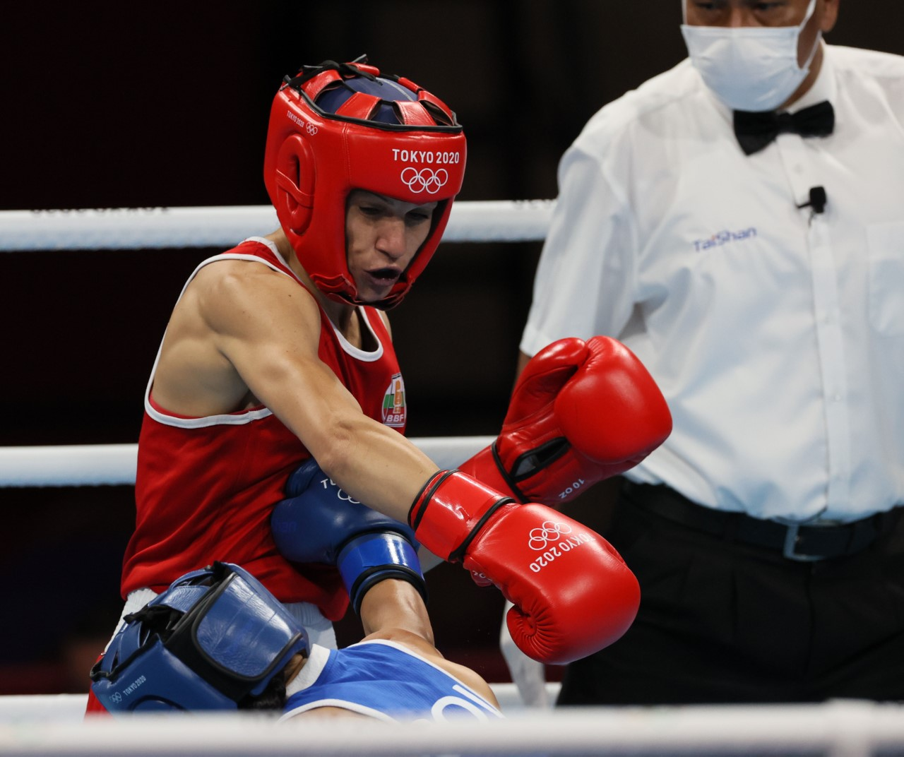 Станимира Петрова, бокс