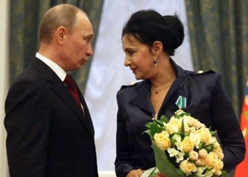Винер-Усманова Путин