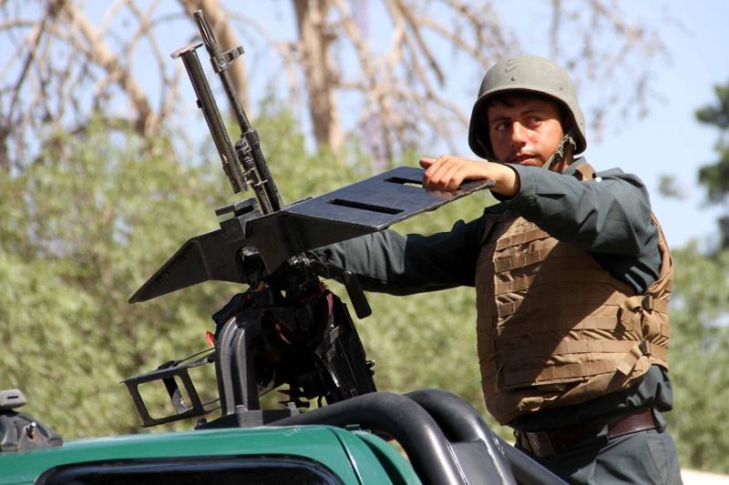 Афганистан правителствени сили