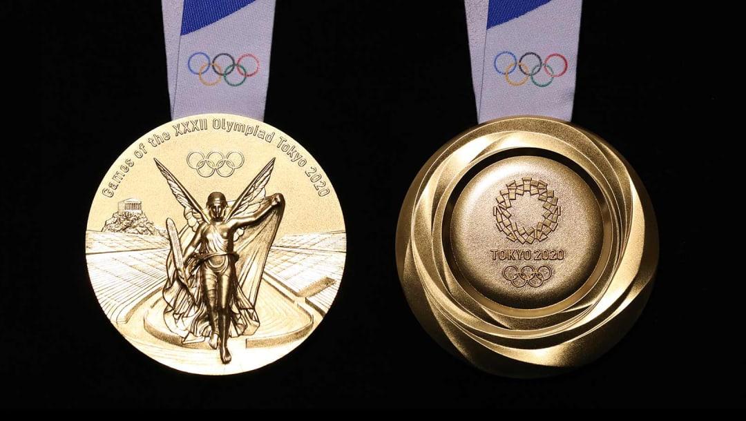 медали Токио 2020