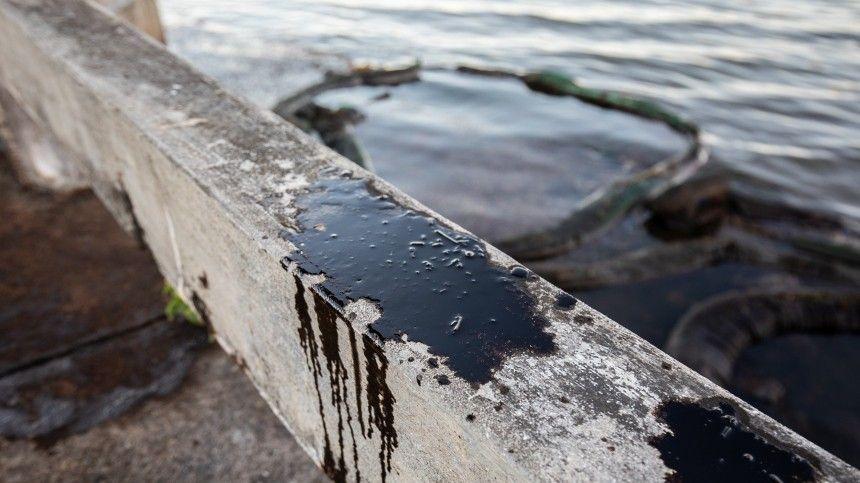 петролен разлив